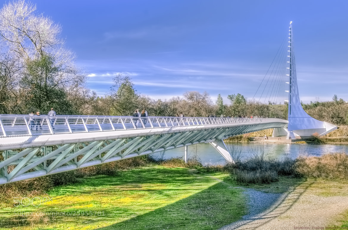 Photograph Sundial Bridge by Satya M on 500px