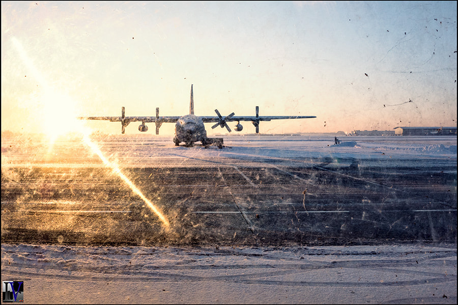 Photograph C-130 Hercules by Luc V.. on 500px