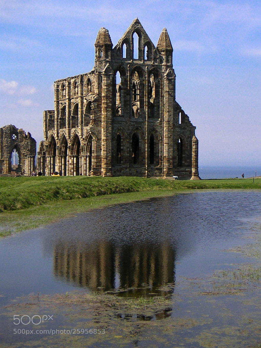 Photograph Whitby Abbey by Mike Smith on 500px
