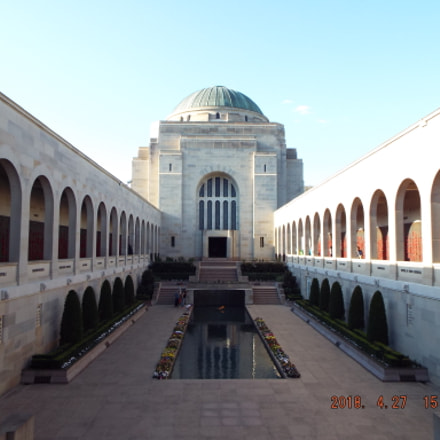 Australian War Memorial, Fujifilm FinePix S9900W S9950W