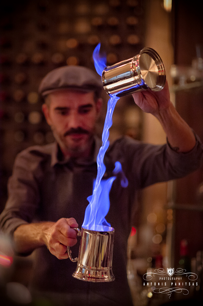 Photograph The Art of Bartending by Antonis Panitsas on 500px