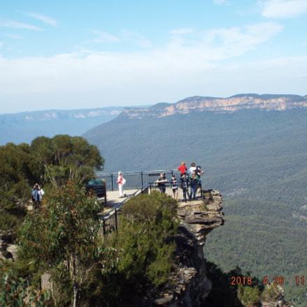 Blue Mountains, Sydney, Fujifilm FinePix S9900W S9950W