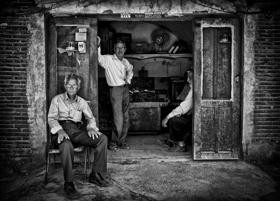 Photograph Old friends by Farshad Davari on 500px