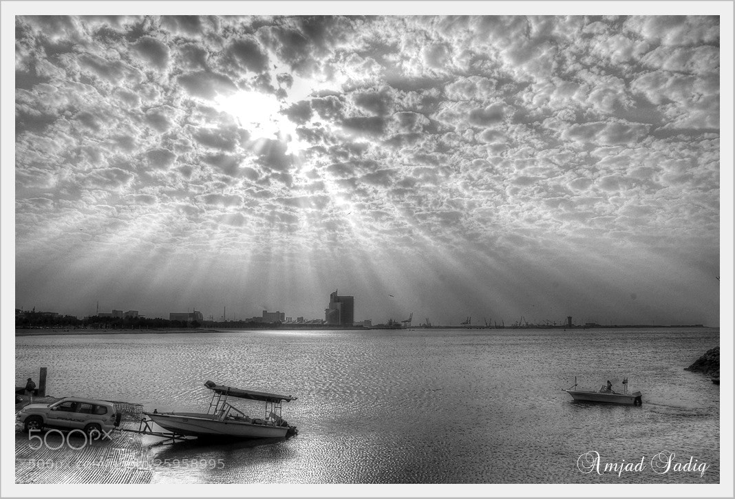 Photograph Sun Rays Beauty by Amjad Sadiq on 500px