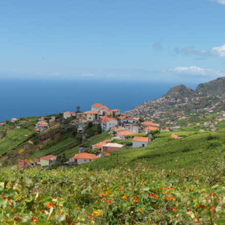 Madeira, Canon EOS 70D, Canon EF-S 18-135mm f/3.5-5.6 IS
