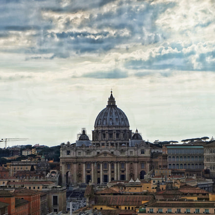 Vatican, Sony ILCE-5000, Sony E 18-55mm F3.5-5.6 OSS