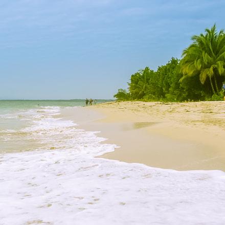 Zapatios Island - Panama, Canon POWERSHOT SX230 HS