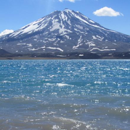 Laguna del Diamante y, Canon POWERSHOT SX210 IS