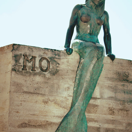 M , the Mermaid, Fujifilm FinePix J10