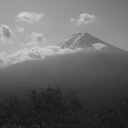 Mt.Fuji #2, Canon EOS 500D, Canon EF 35-105mm f/3.5-4.5