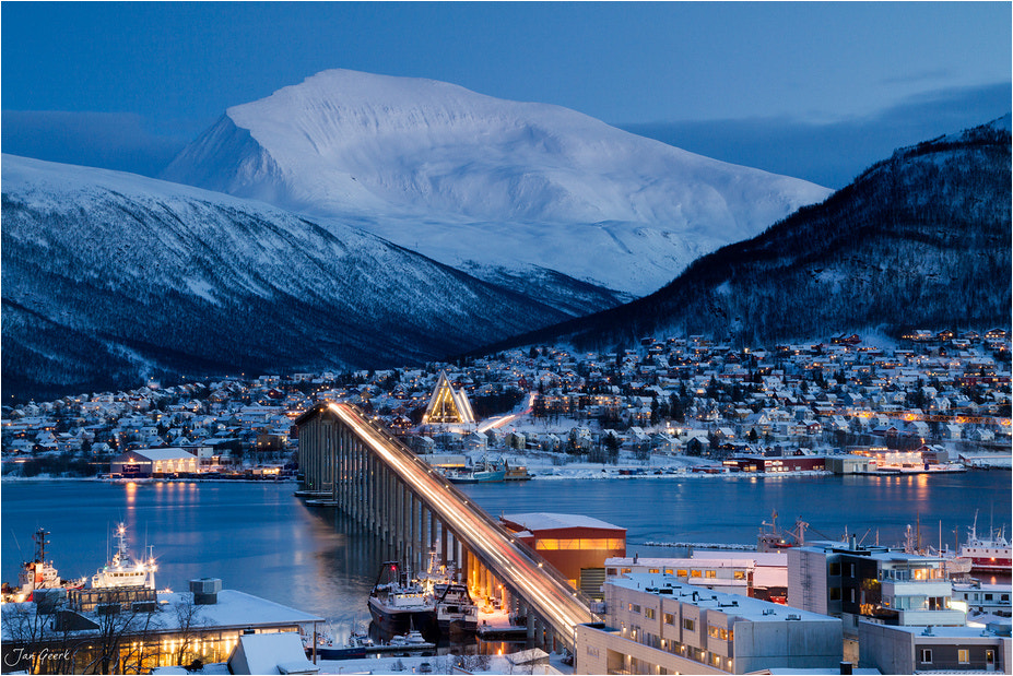 Photograph Picture Postcards from Tromsö by Jan Geerk on 500px