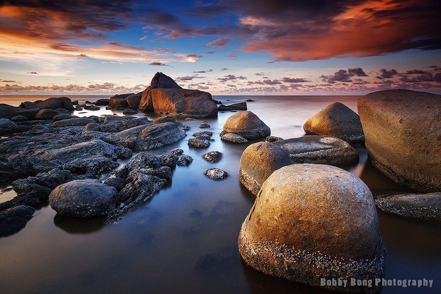 Photograph Light and Dark Rocks by Bobby Bong on 500px