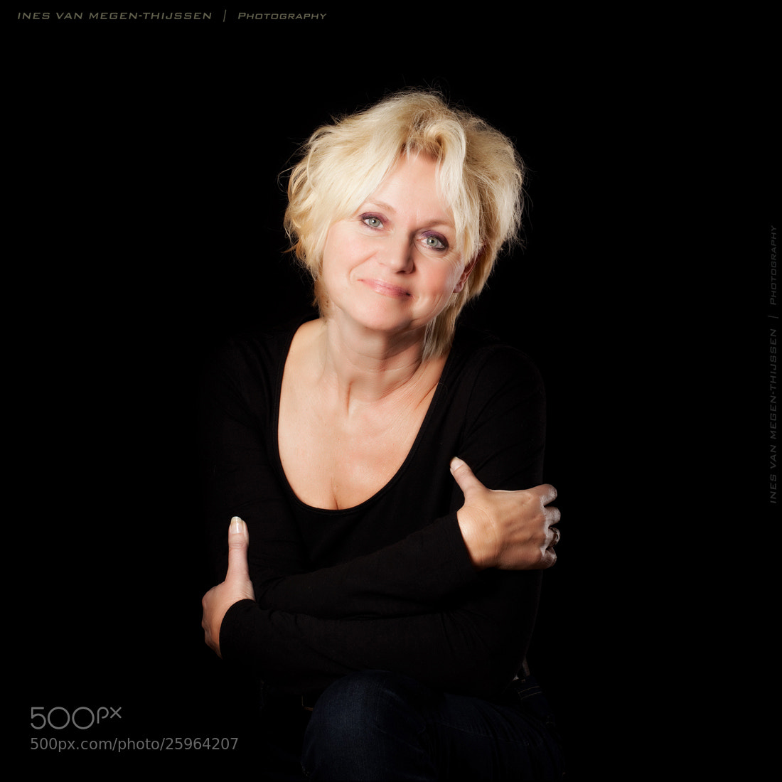 Photograph Inner beauty  by Ines van Megen-Thijssen on 500px