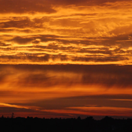 Sunset, Nikon D80