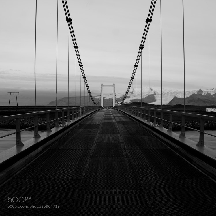Photograph Jokulsarlon bridge by Massimo Margagnoni on 500px