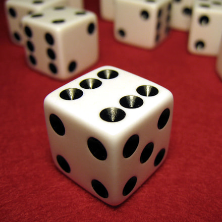 Roll the Dice, Canon POWERSHOT SD870 IS