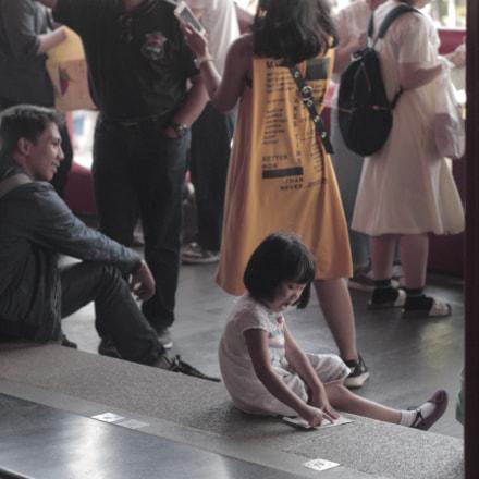 Senso-ji temple,Tokyo, Canon EOS KISS X7, Canon EF 35-80mm f/4-5.6