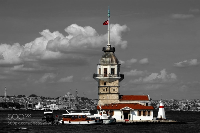 Photograph Kız Kulesi by Haydar AŞIGÜL on 500px