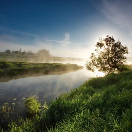 Утро, Canon EOS 5D MARK II