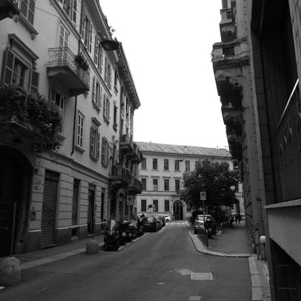 Via Orti, Milano, Fujifilm FinePix S8200