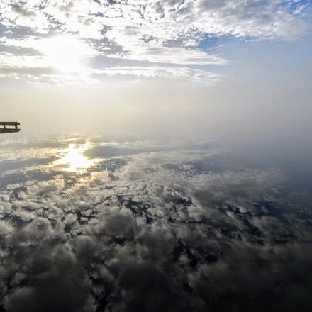 Sunrise on Varese Lake, Nikon D5300