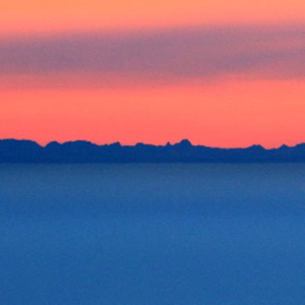 Alpenblick vom Hirschenstein, Canon EOS 7D MARK II, Canon EF 300mm f/4L IS