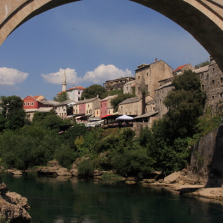 Mostar, Canon EOS 40D, Sigma 17-70mm f/2.8-4.5 DC Macro