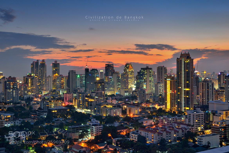 Photograph Civilization de Bangkok by Jirawas Teekayu on 500px