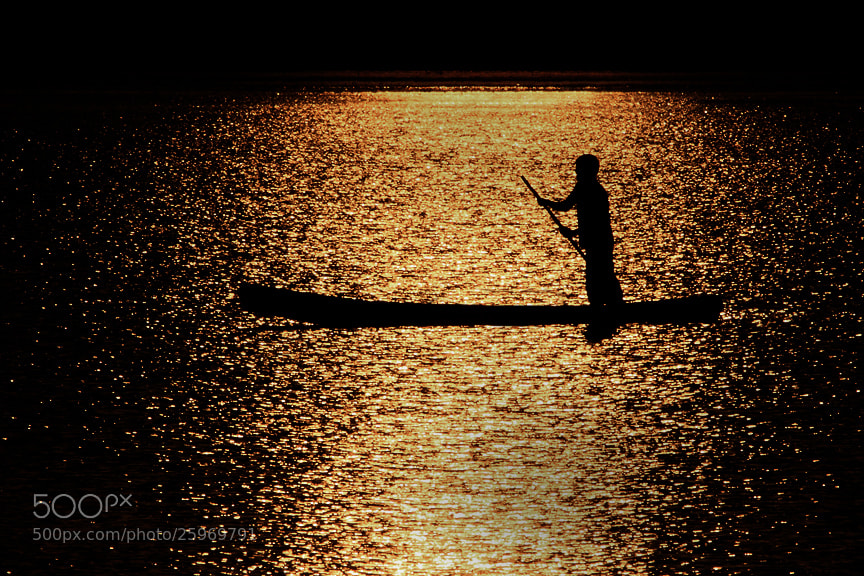 Photograph The Sailor  by Saurabh Desai on 500px