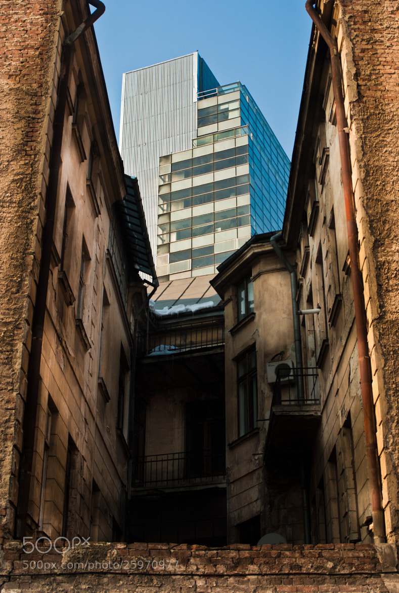 Photograph Old and new by Dima Andrei on 500px