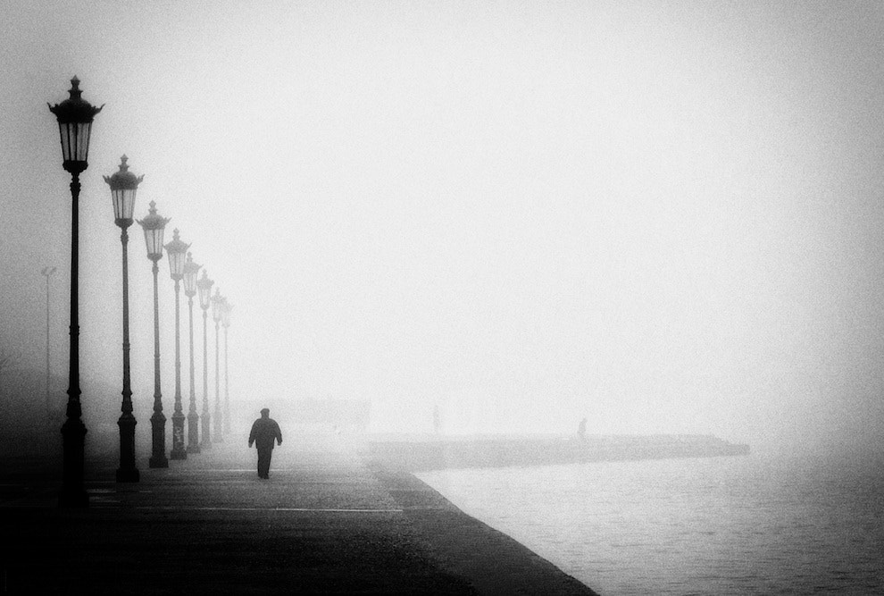 Photograph wandering in the mist by STELLA SIDIROPOULOU on 500px