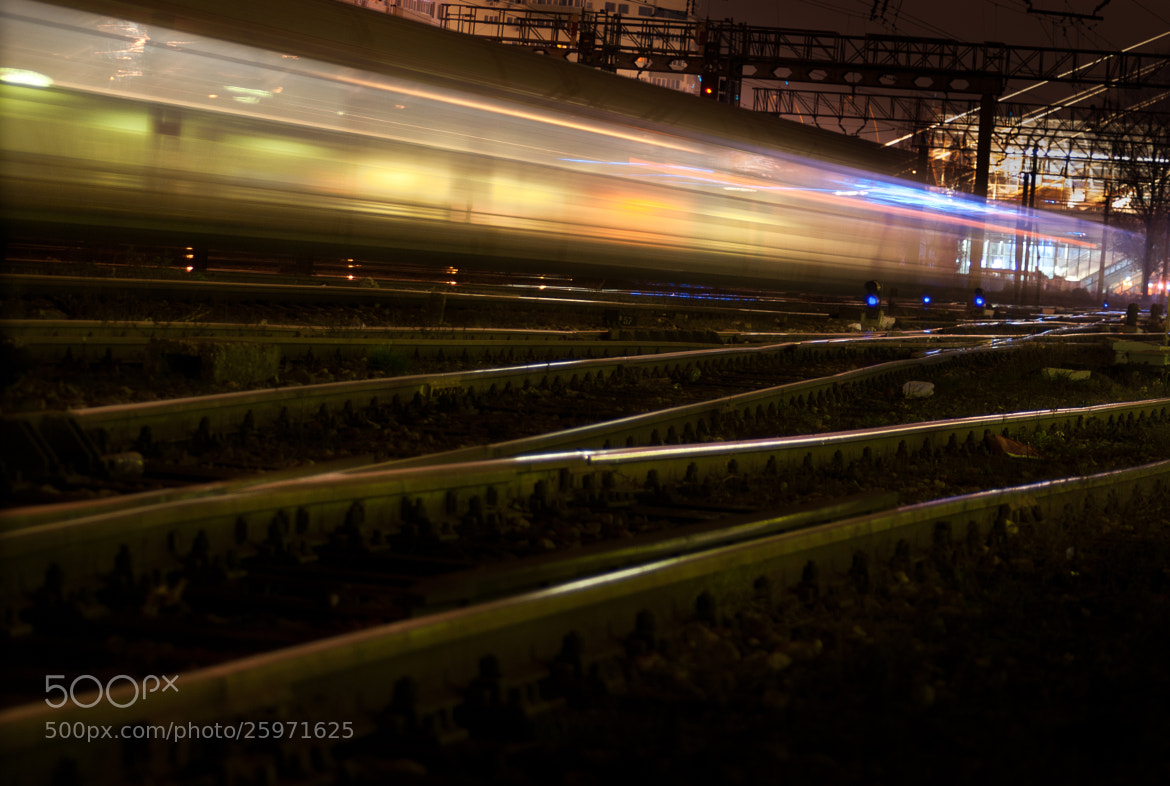 Photograph Speed line by Dima Andrei on 500px