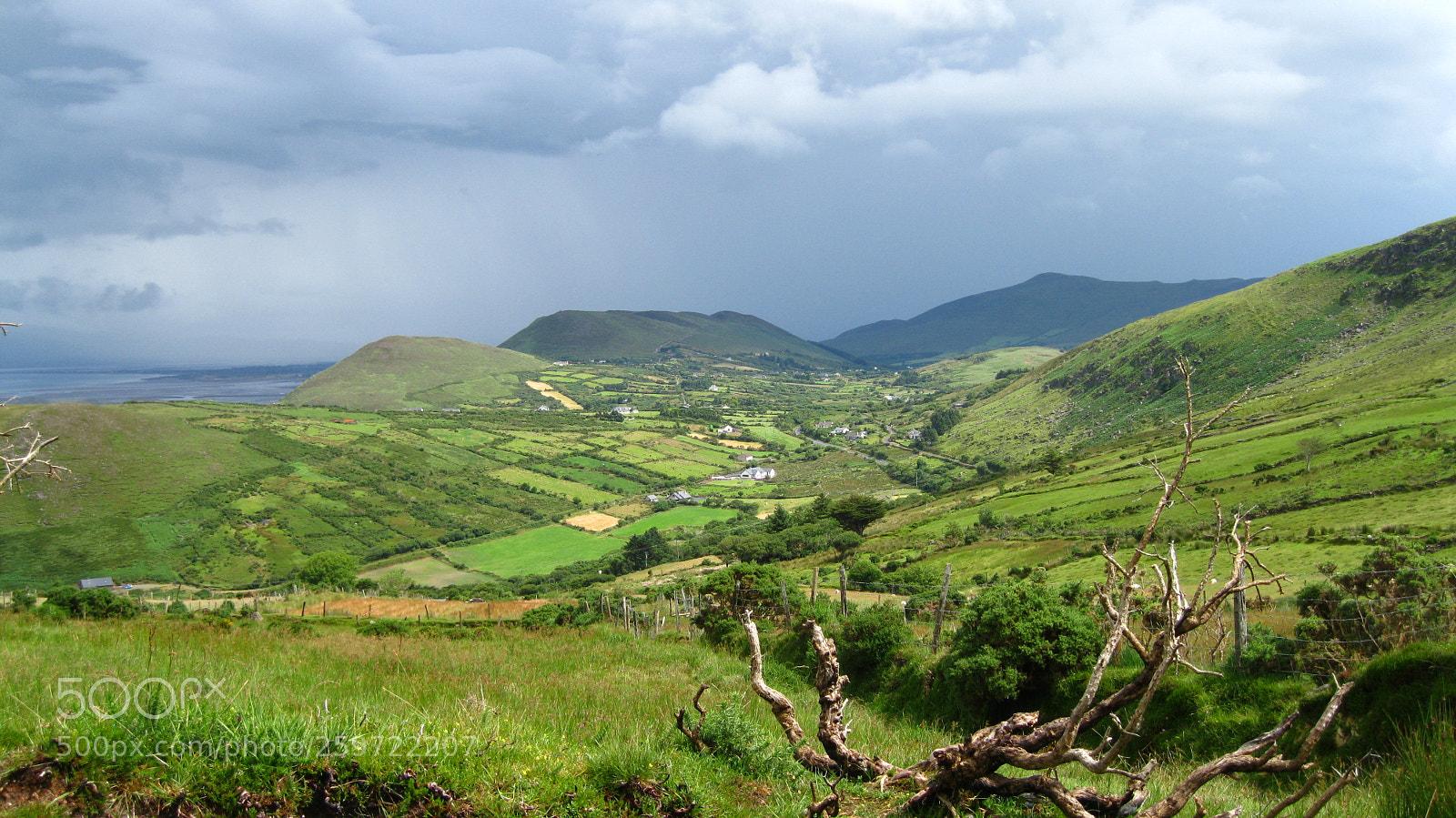 Irish Scenery, Canon POWERSHOT A3150 IS