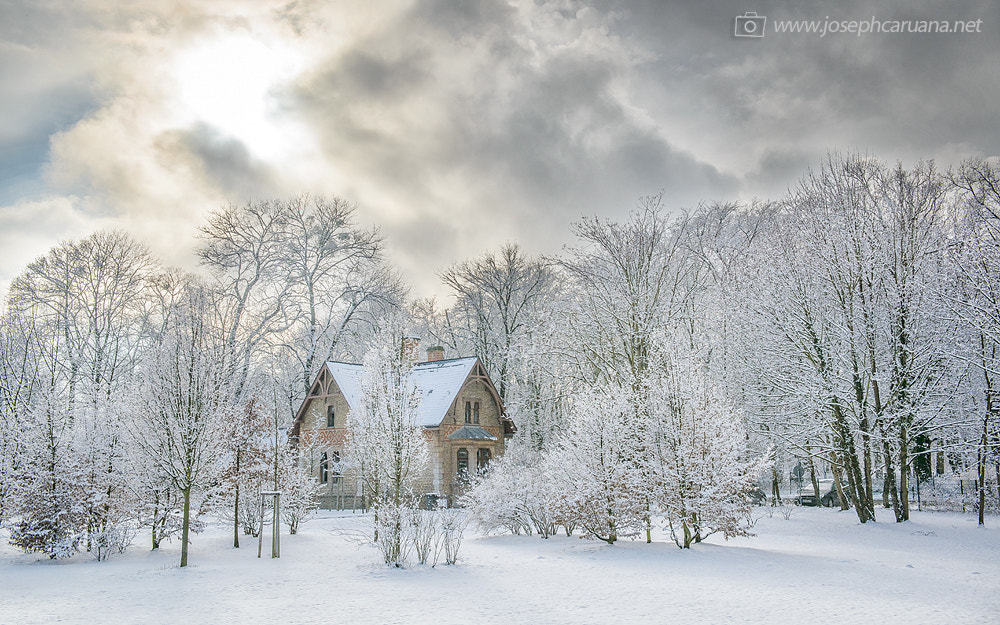 Photograph Snowy Delight by Joseph Caruana on 500px
