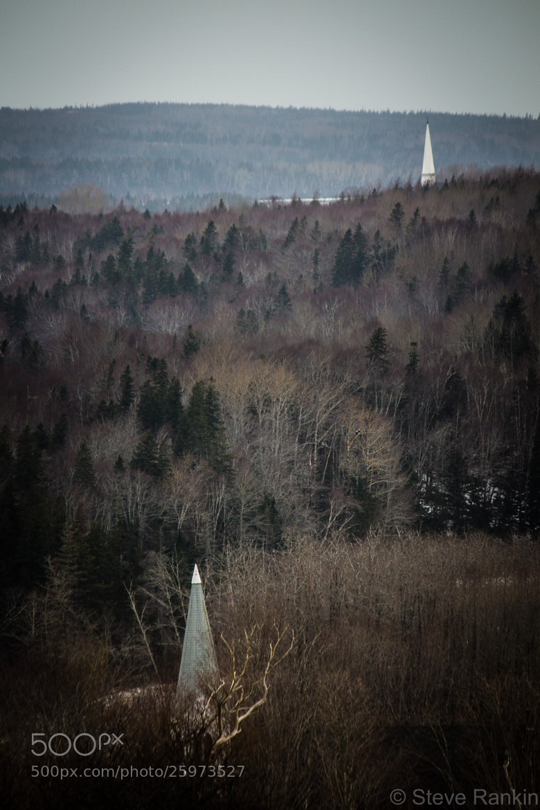 Photograph Steeples by Steve Rankin on 500px