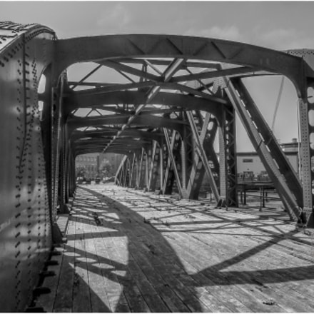 Victoria Swing Bridge Leith, Panasonic DMC-TZ7