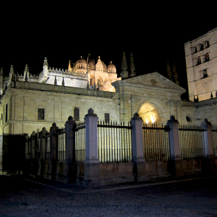 Catedral de Zamora, Canon POWERSHOT S95