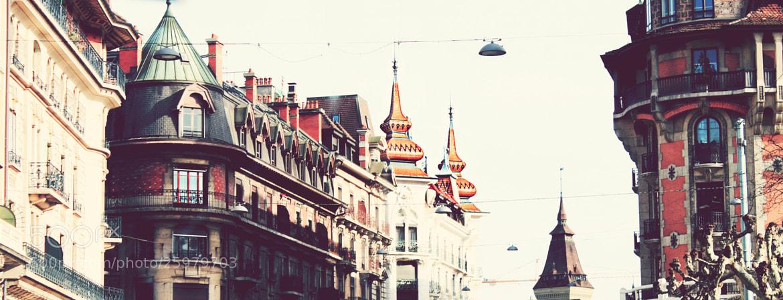 Photograph La Città di Ginevra by Giulia Cusumano on 500px