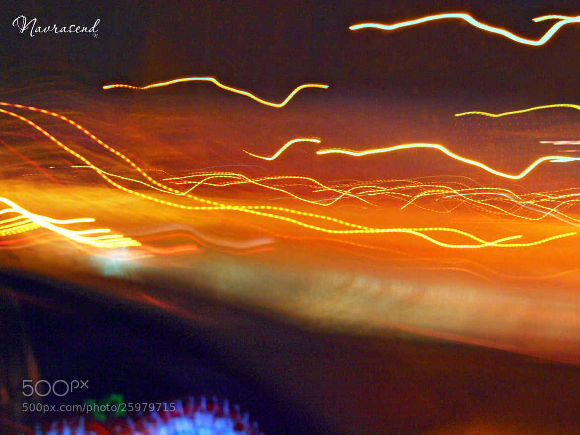Photograph Riding Into the Night by Jelena Jagomägis on 500px