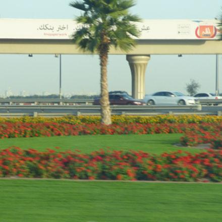 Dubai, Panasonic DMC-FZ70