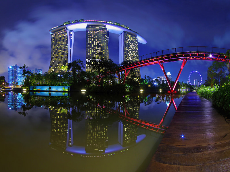 Photograph Megacity by WK Cheoh on 500px