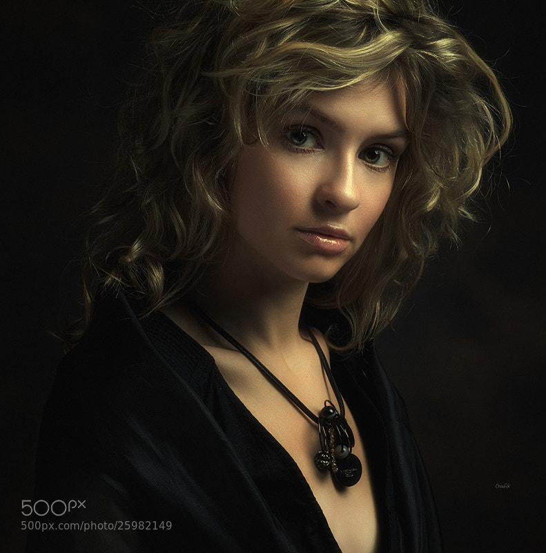 Photograph katya by Mikhail Grafik on 500px