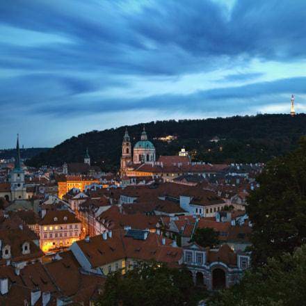 Evening Prague under Pet, Canon EOS M, Canon EF-M 22mm f/2 STM