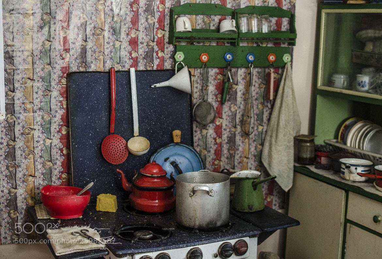 Photograph  kitchen by Alexandra Jitariuc on 500px
