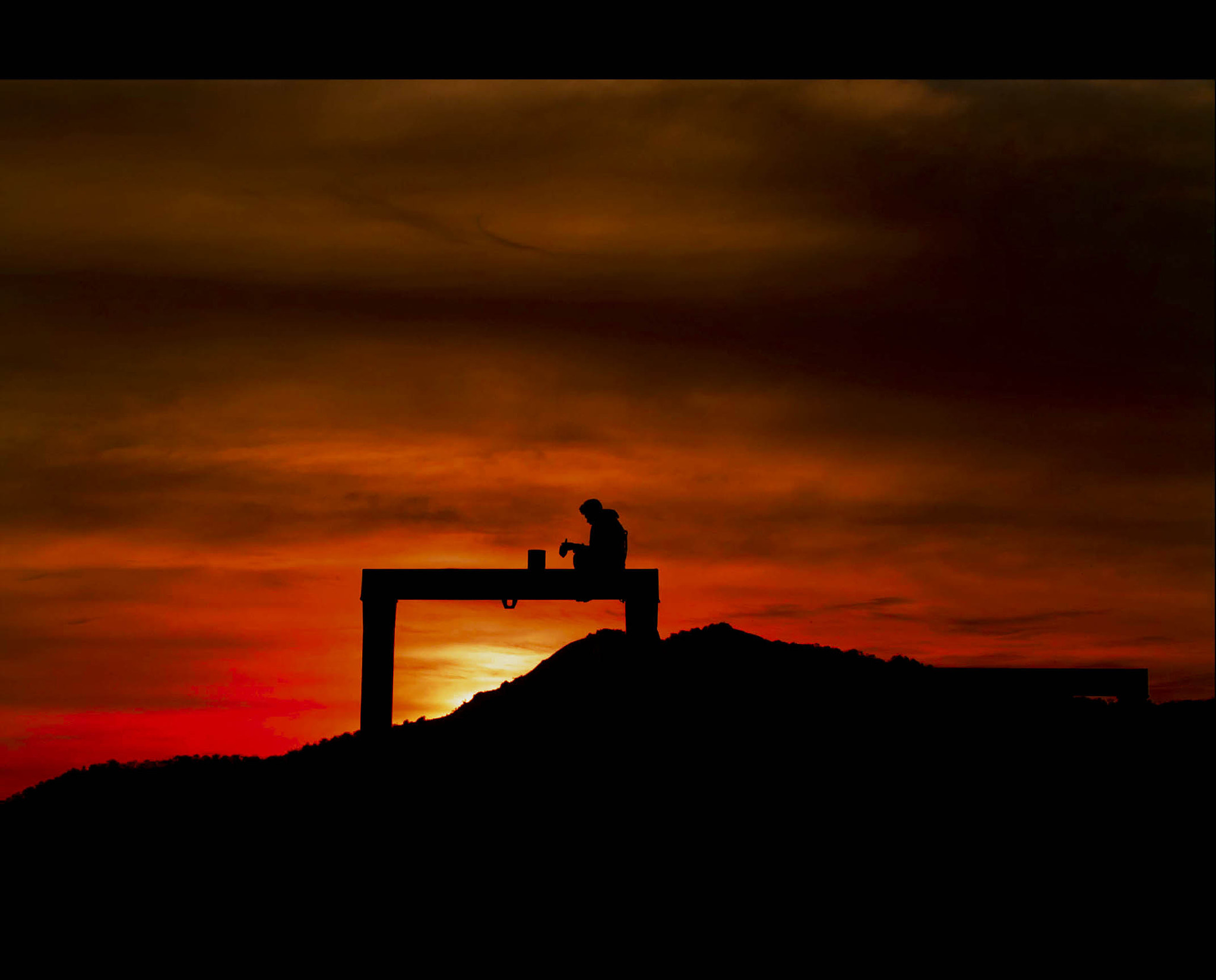 Photograph Sunset Painter by Arjun Ajith on 500px