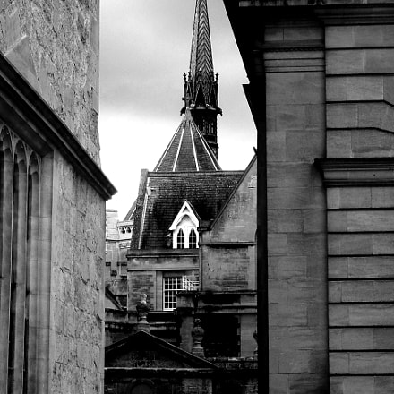 Oxford, Nikon COOLPIX S8100
