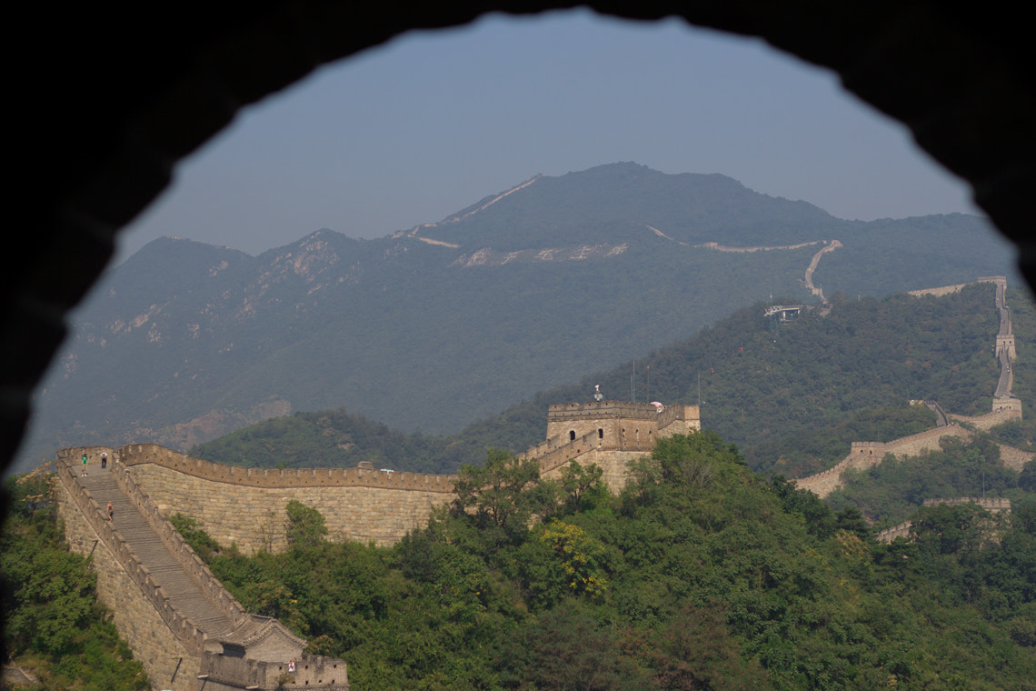 Photograph Great Wall by Maxime Leblond on 500px