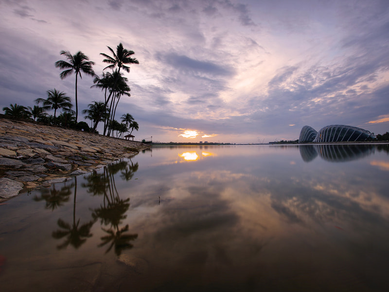 Photograph Islands Apart by WK Cheoh on 500px