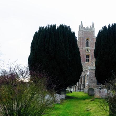 Stoke church, Sony DSC-WX300