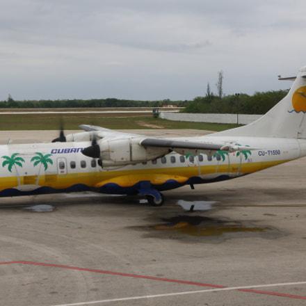 Cubana ATR 42, Canon EOS 70D, Canon EF-S15-85mm f/3.5-5.6 IS USM